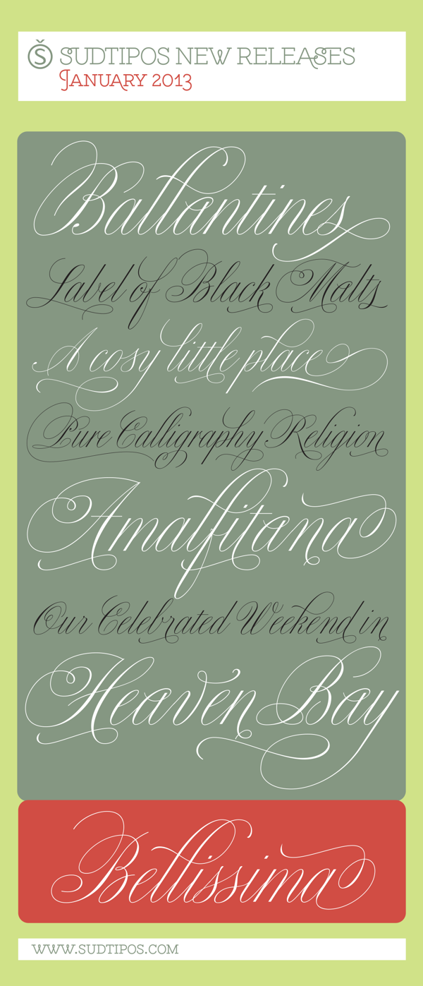 Typography Inspiration. This font is very elegant! I like