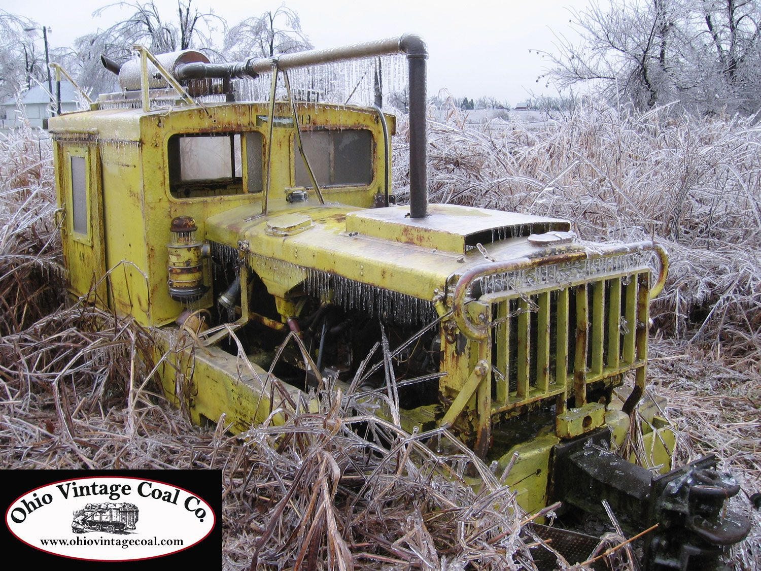 The Worst Ice Storm Ever | Dynamite Plymouth Locomotive & equipment