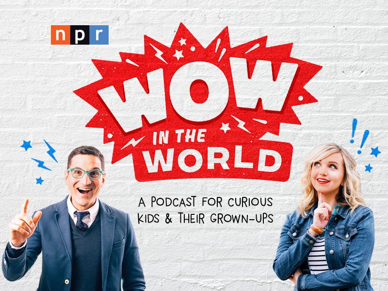 NPR's first podcast for kids comes at the right time (With