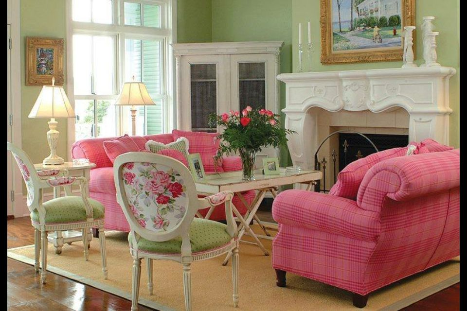 Formal Living Room Decor Idea Love The Colors