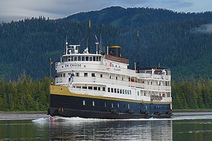 UnCruise SS Legacy In Alaska Places To Visit Pinterest - Legacy cruise ship