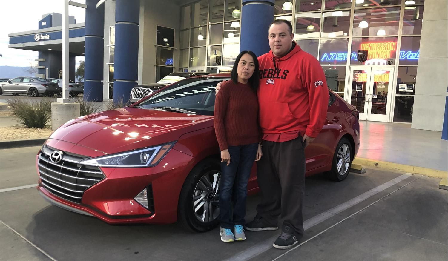 Rowena And Christopher You Re Off To New Exciting Places Congratulations On Your New 2020 Hyundai Elantra Thank You Ag New Hyundai Hyundai Elantra Hyundai