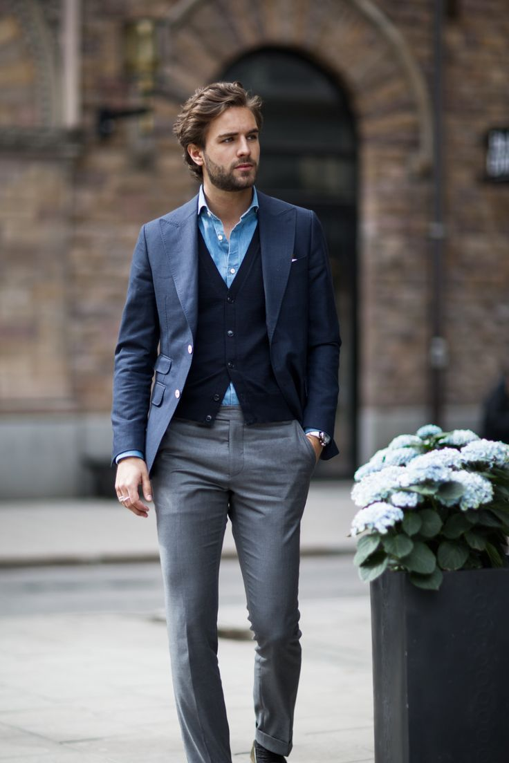Fashion Clothing For Men Suits Street Style Shirts