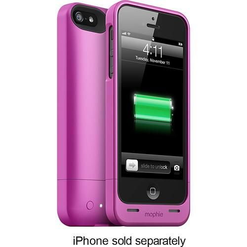 separation shoes b4101 d56f1 mophie - Juice Pack Helium Charging Case for Apple® iPhone® 5 and 5s ...