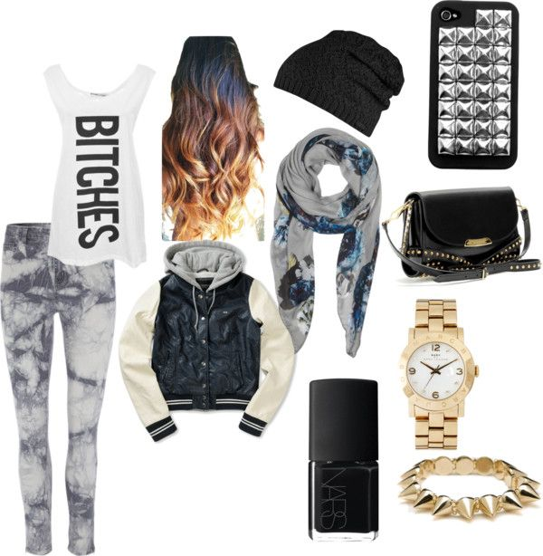 """""""Because we're young & we're free"""" by damselmel ❤ liked on Polyvore"""