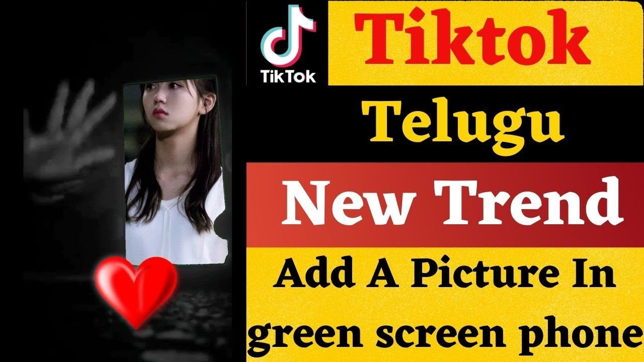 How To Add A Picture In A Green Screen Video Green Screen Video Footag Greenscreen Video Editing Software Video Footage
