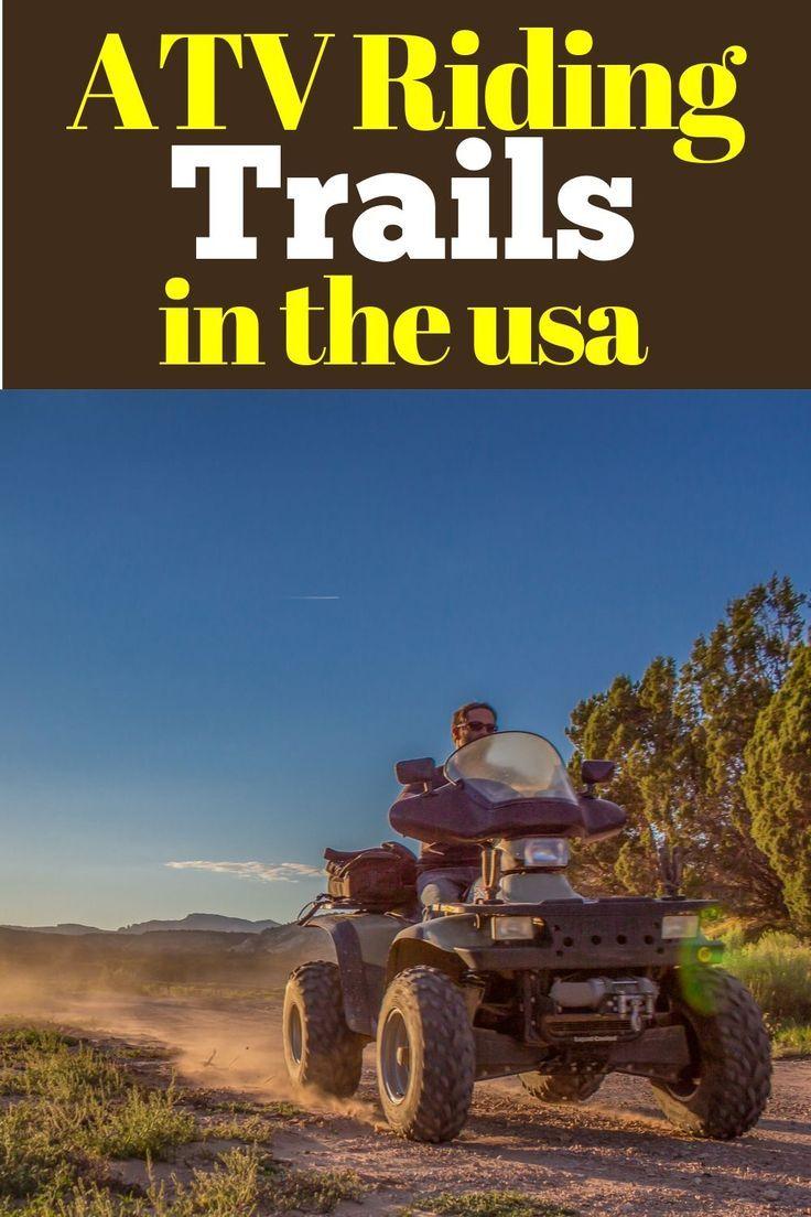 ATV Trails Near Me Atv riding, Road trip fun, Outdoors