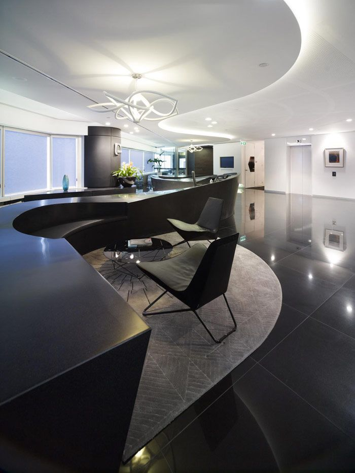DLA Piper - Perth Offices   Office Snapshots