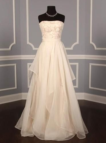 b7c2acaed4a Reem Acra Wedding Dress
