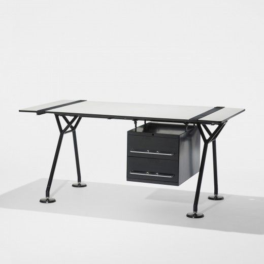 Try Getting Your Hands On A Norman Foster Designed Nomos Desk.