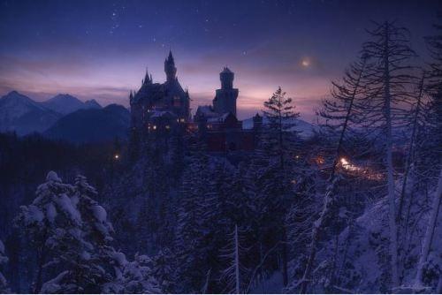 Night Wish by Martin Pfister