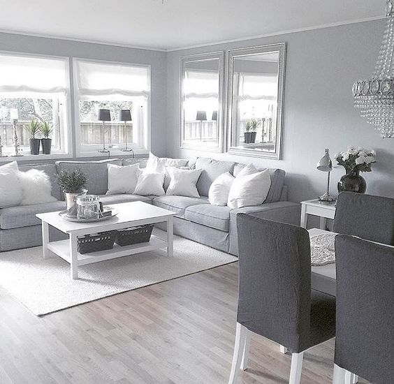 Beautiful Condo Living Rooms: 25+ Most Beautiful Grey Living Room Decoration Ideas With