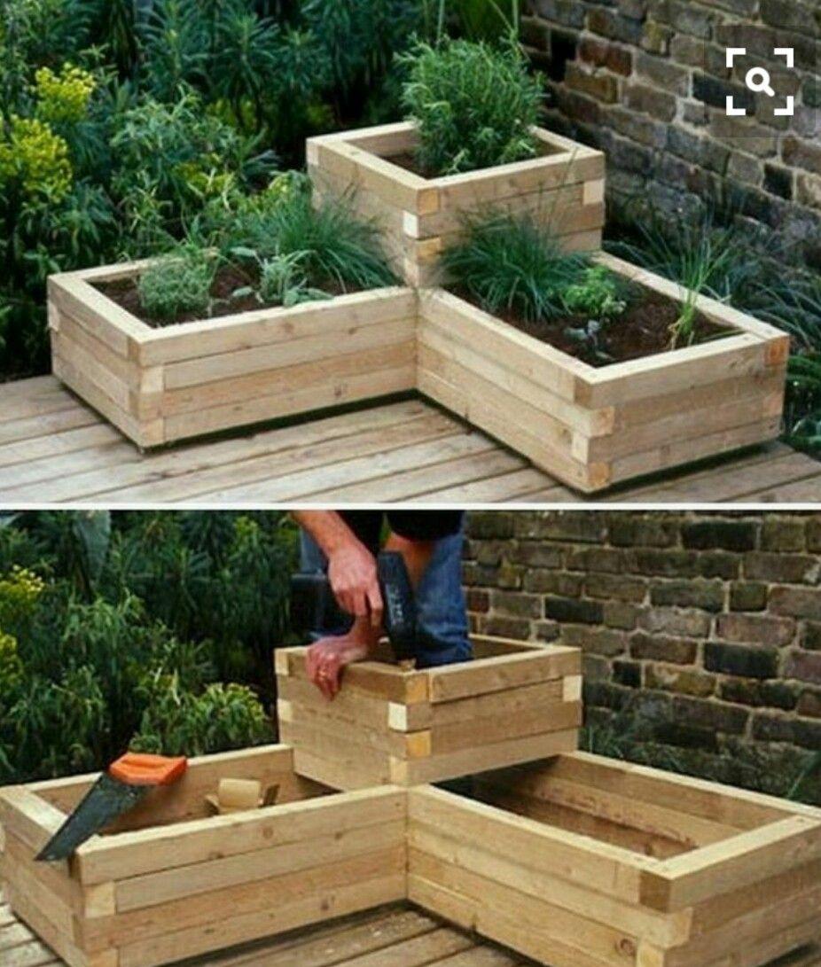 More than 20 DIY Raised Garden Bed