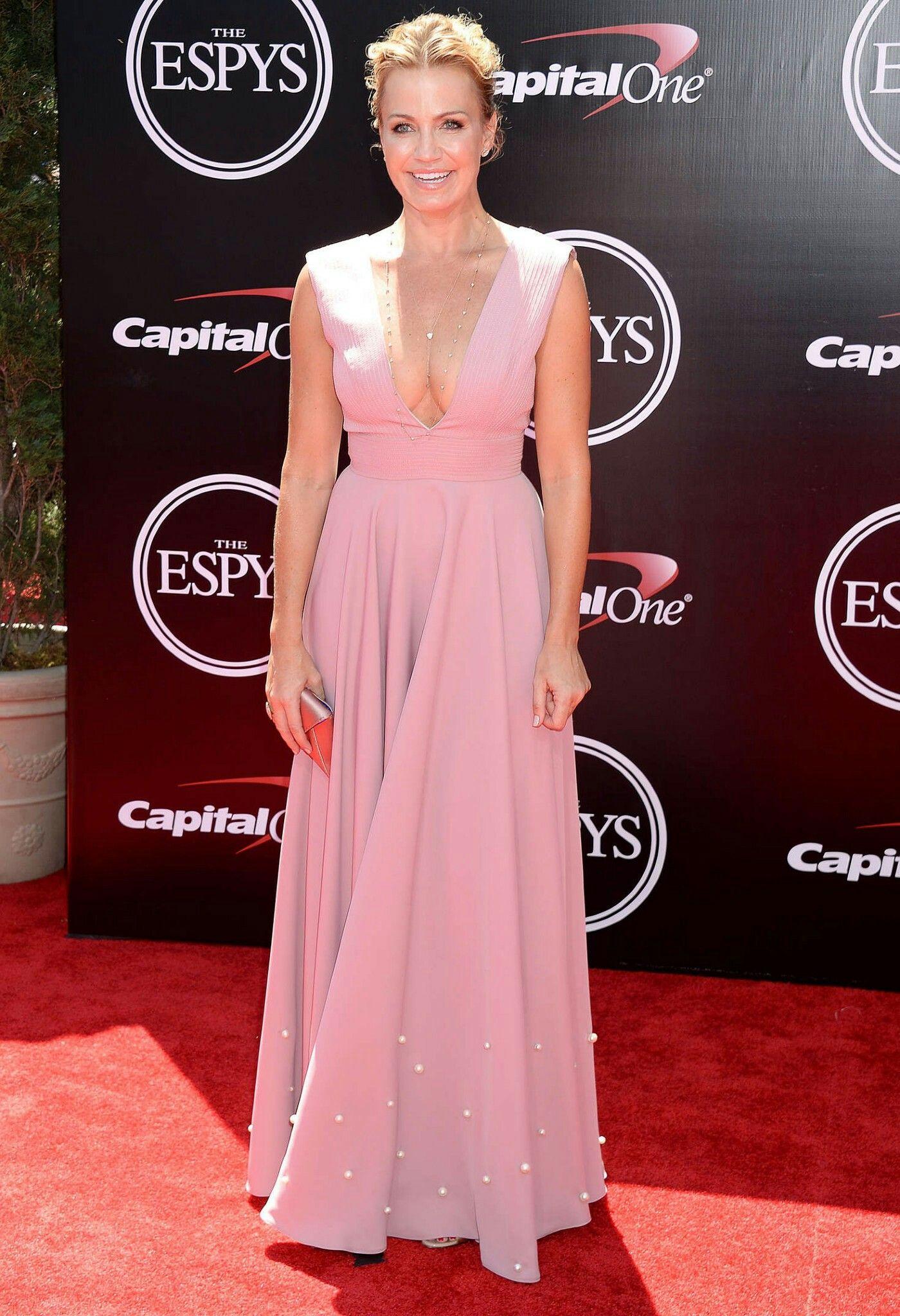 Michelle Beadle | Formal dresses long, Pretty celebrities, Dress to impress
