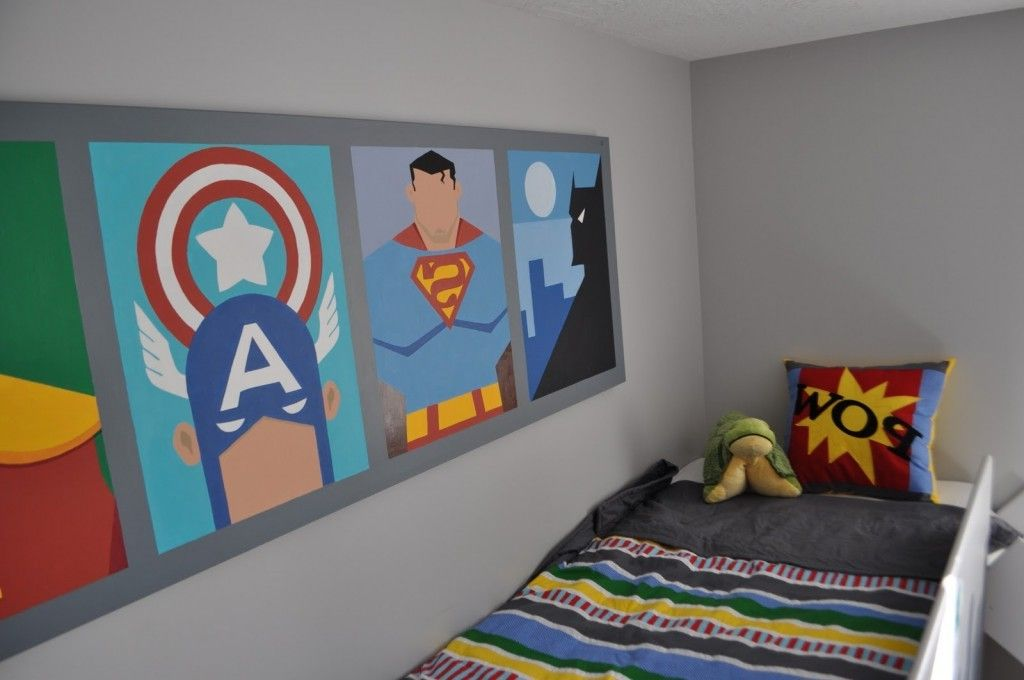 28 Teen Boy Bedding Sets with Superheroes Marvel Themed | Marvel ...