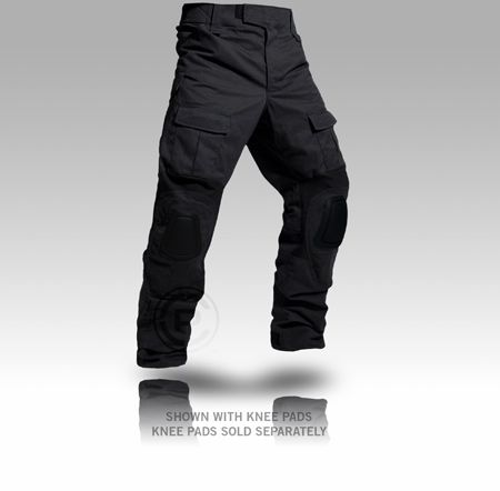 Crye Precision Combat Pants AC: 10 pockets, knee and lower back stretch panels, padded waist band, Crye removable knee pad compatible, and can be worn casually, avoiding unwarranted attention [$180]