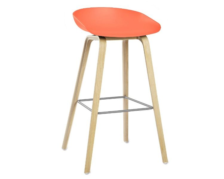 hay about a stool aas32 coral red hay01 aas32 stl cor stue pinterest stools. Black Bedroom Furniture Sets. Home Design Ideas