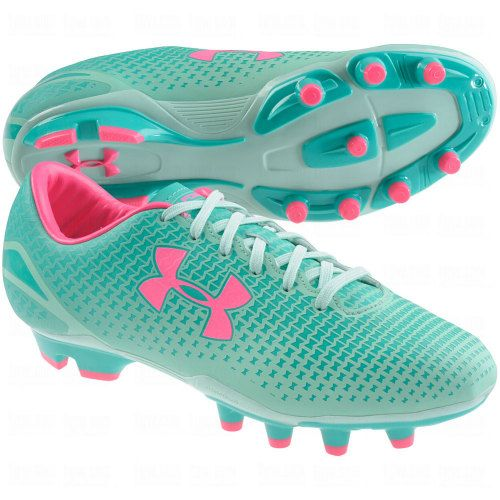 acf744d2e310 Under Armour Womens Speed Force Firm Ground Soccer Shoe #UnderArmour #Soccer  #Womens #Speed #FirmGround #Shoes