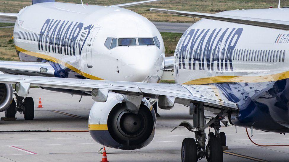 Ryanair customer claims to go to court Ryanair, Cabin
