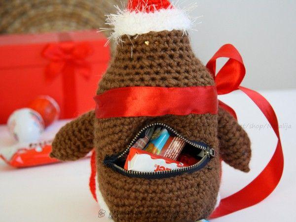 Geschenke Häkeln Geschenkverpackung Selbst Häkeln Weihnachten