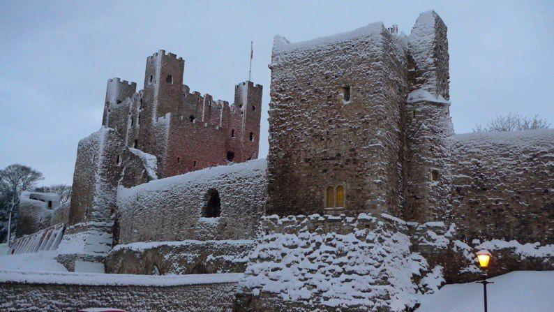 Rochester Castle UK