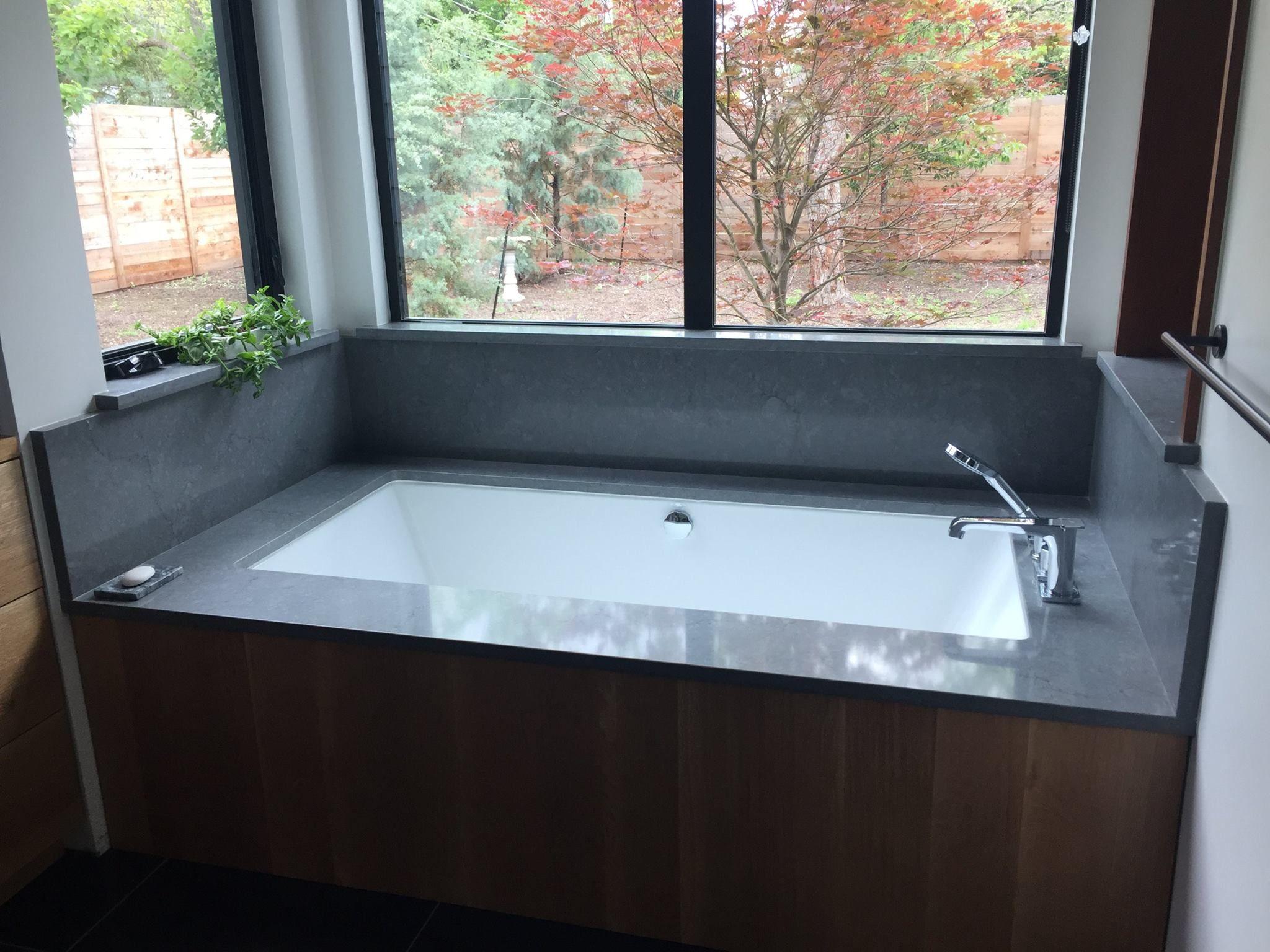 Pin by Triton Stone Group on Bathrooms | Pinterest | Tub surround ...