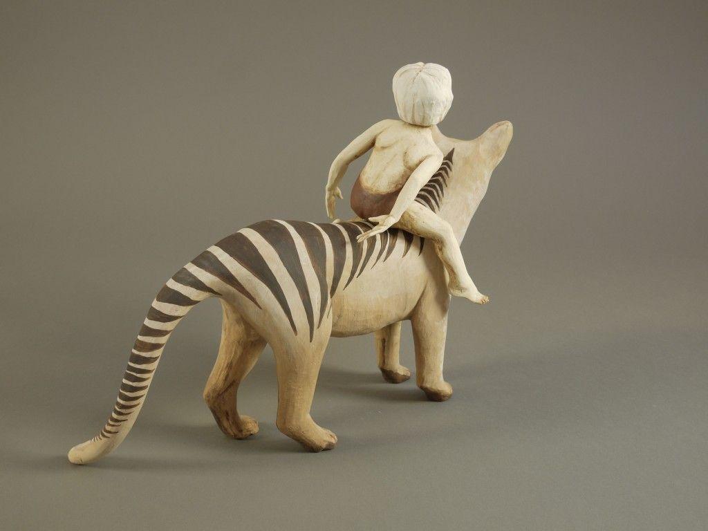 Crystal Morey Ceramic Sculptures Sculpture Ceramics Modern Sculpture
