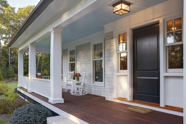 Jazz Up Your Front Door With These 8 Welcoming Paint Colors Front
