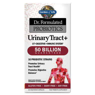 Garden of Life Dr. Formulated Probiotics Urinary Tract+ 50