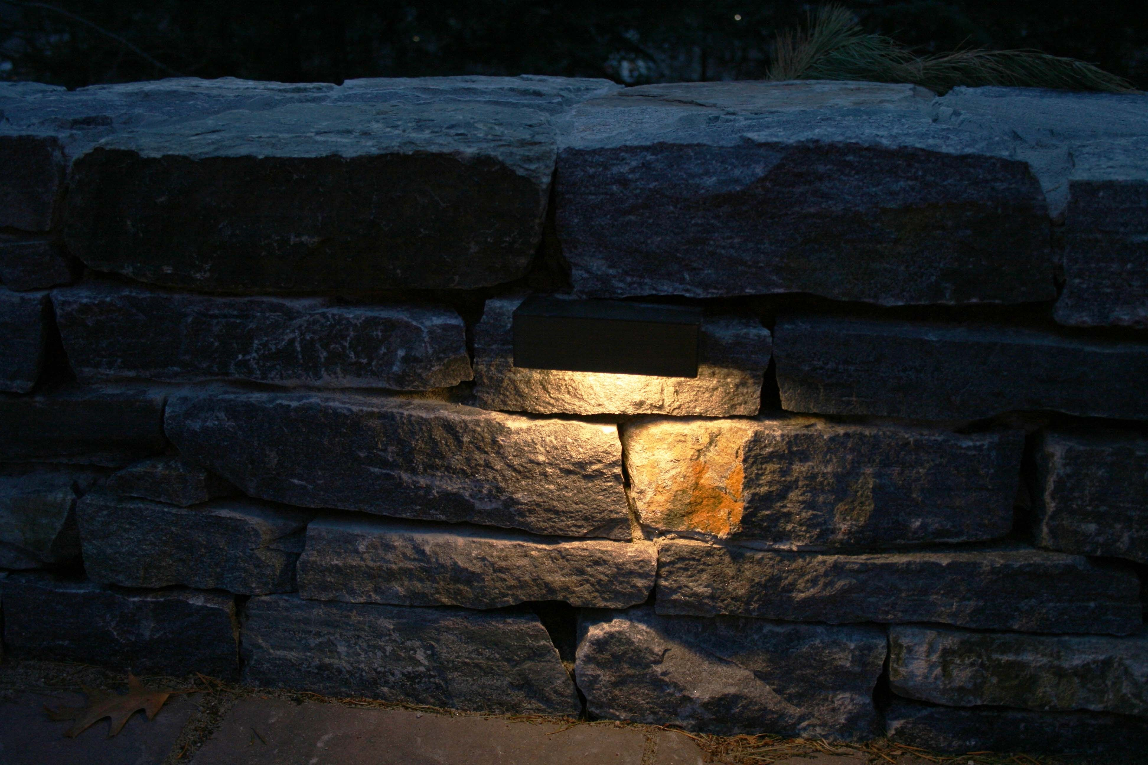 Stone Wall Light Google Search Stone Wall Wall Lights