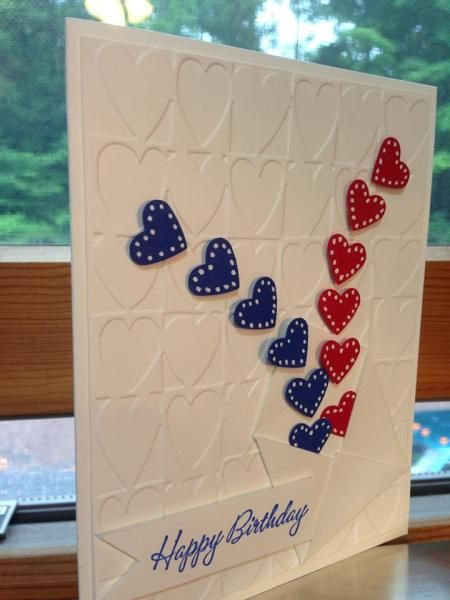 Happy July 4th 25th Birthday Cardstags Pinterest Happy July