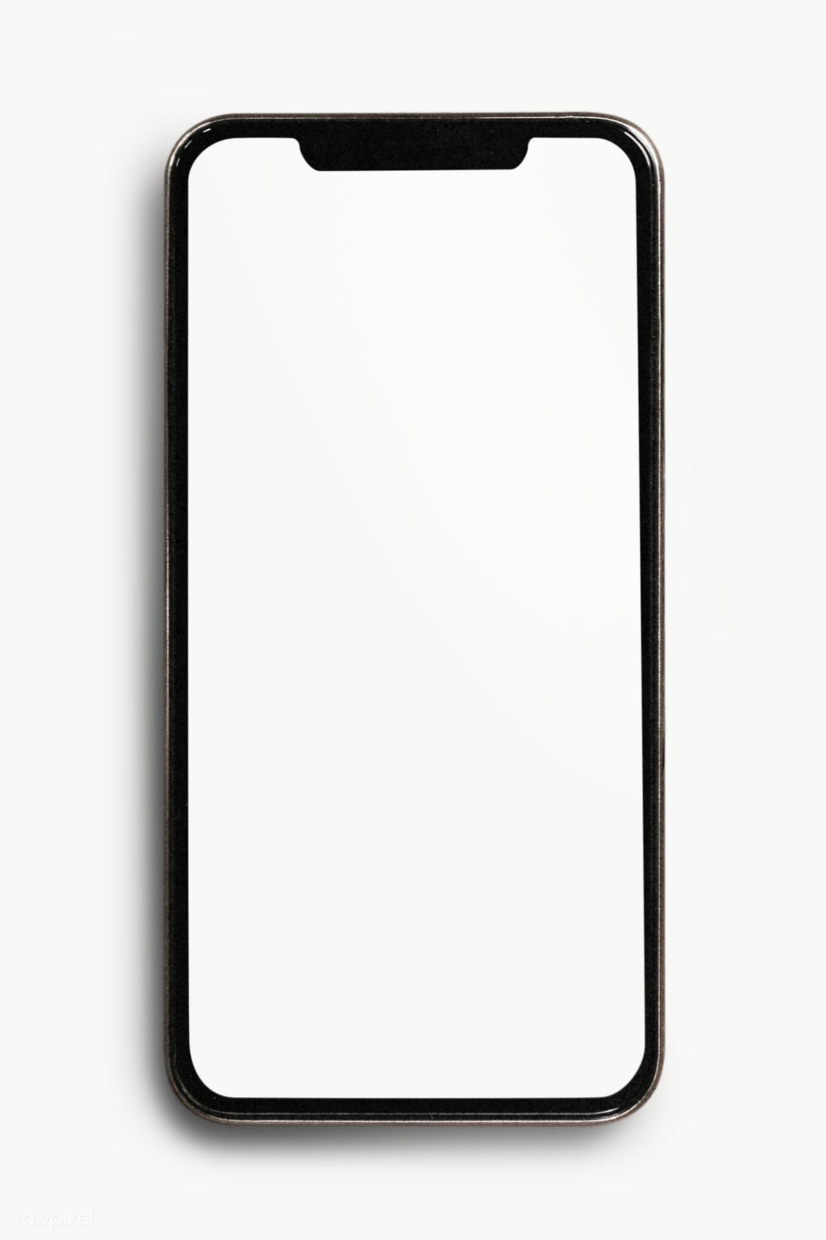 Blank Smartphone Screen Mockup Design Premium Image By Rawpixel Com Felix Mockup Design Powerpoint Background Design Graphic Design Mockup