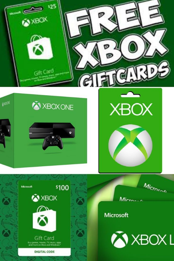 Free xbox gift cards generator get a 100 xbox gift