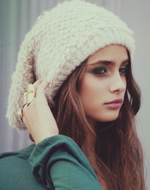 How to wear a beanie -18 stylish ideas 31cb5e167cd