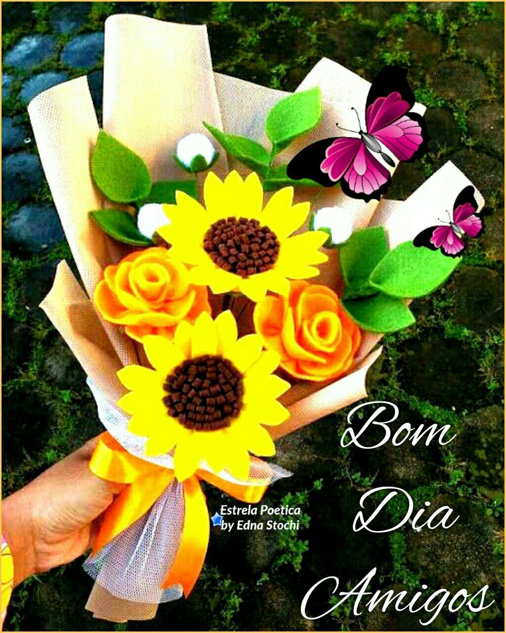 Bom Dia Bomdia Boatarde Boanoite Amigos Deus Frases Estrela