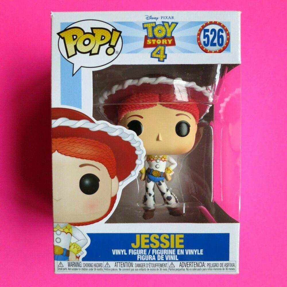 Pop Disney TOY STORY 4 526 JESSIE FUNKO