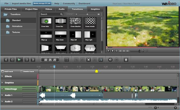 4 Free Tools For Online Video Editing Video Editing Video Film Video
