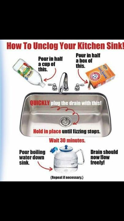 Drain cleaner, never buy drano again | Cleaning hacks ...