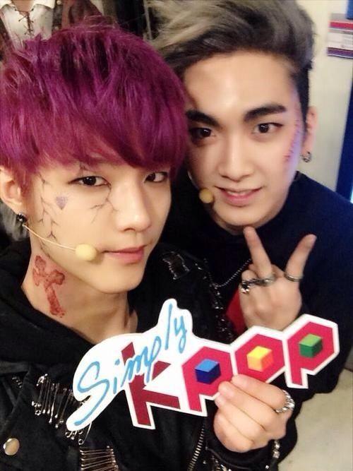 Sejun & Sungmin <3 Simply KPOP