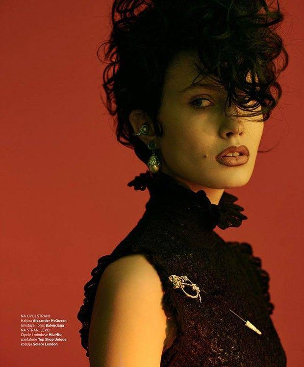 Harper's Bazaar Serbia 2015