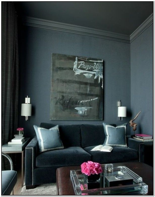 Effect Of Painting Ceiling Same Color As Walls