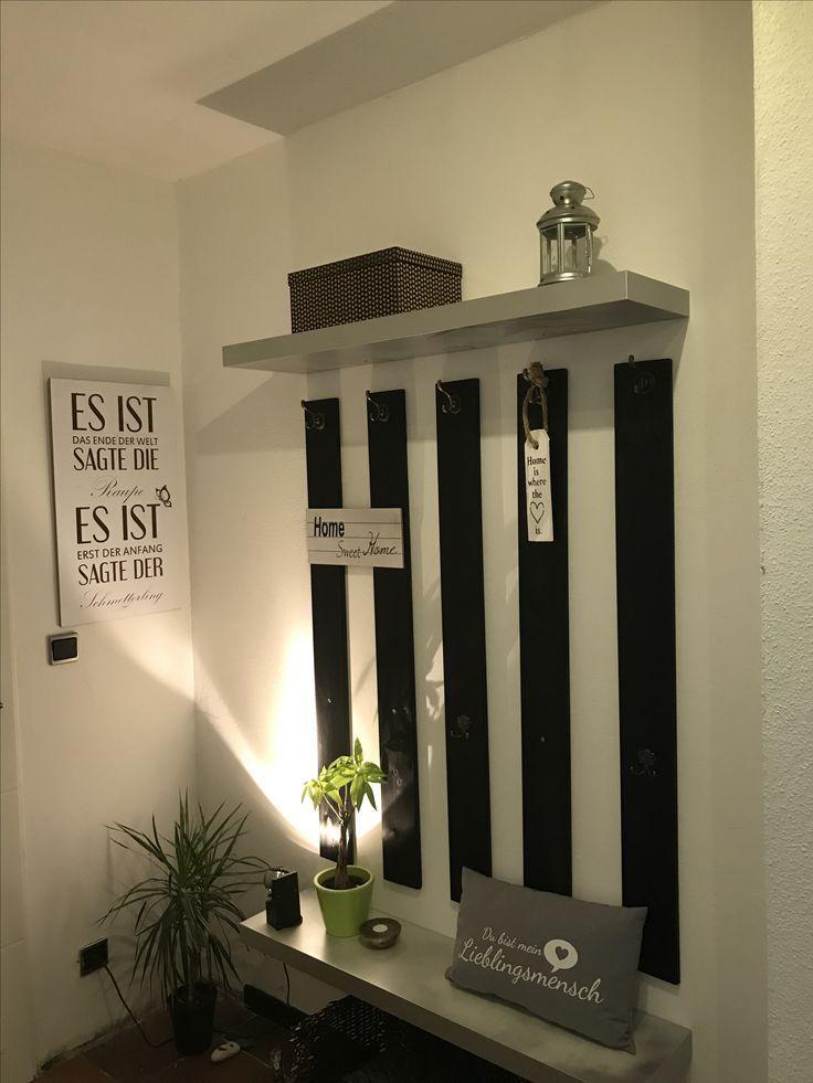 Garderobe Diy Diy Garderobe Stauraum Diy Kleiderschrank