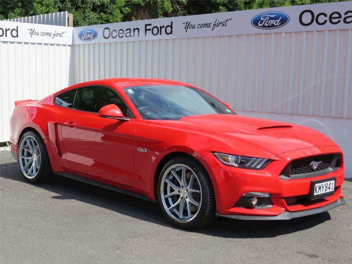 Ford Mustang Gt Fastback 5 0l V8 Auto Ford Mustang Gt Ford