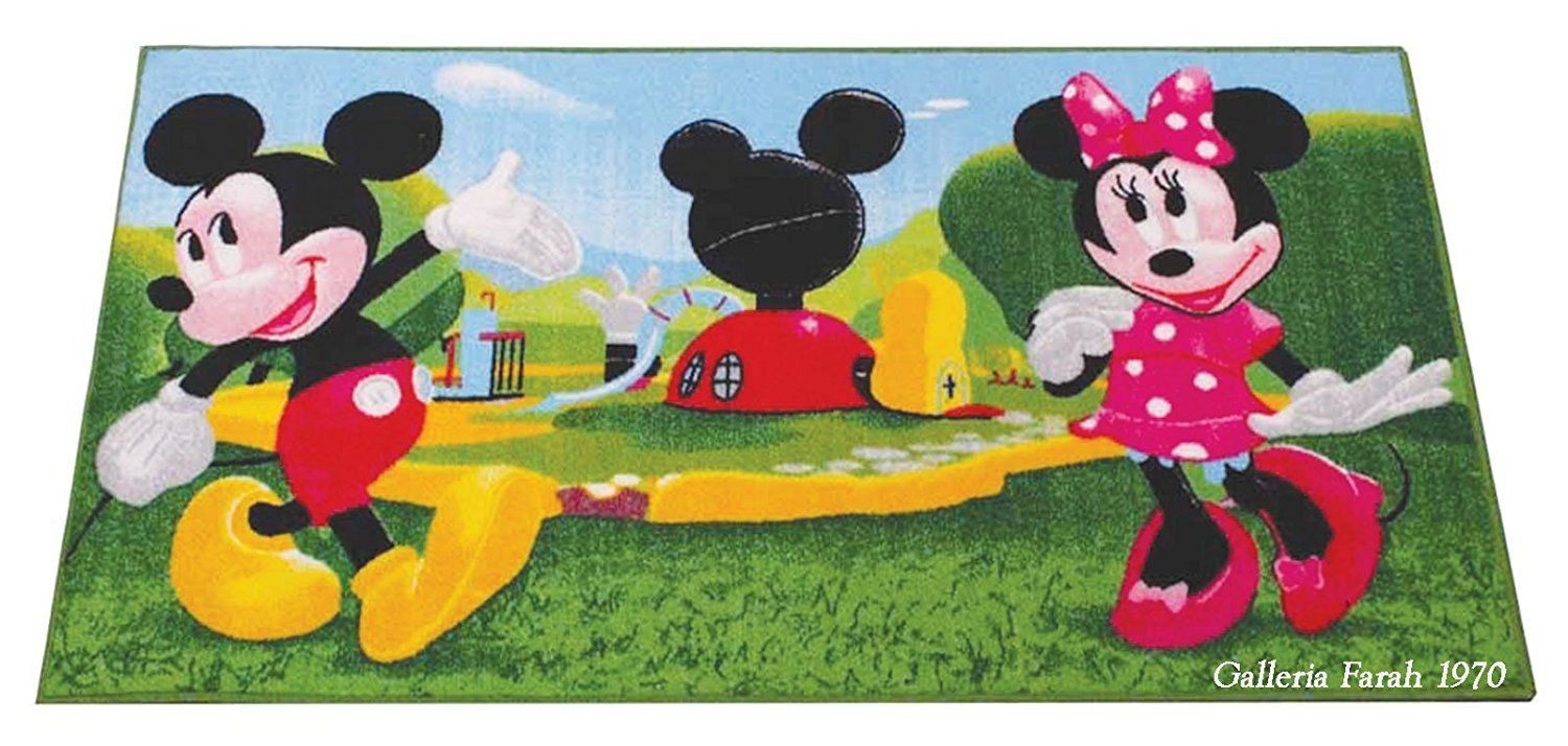 minnie mouse teppich # 43