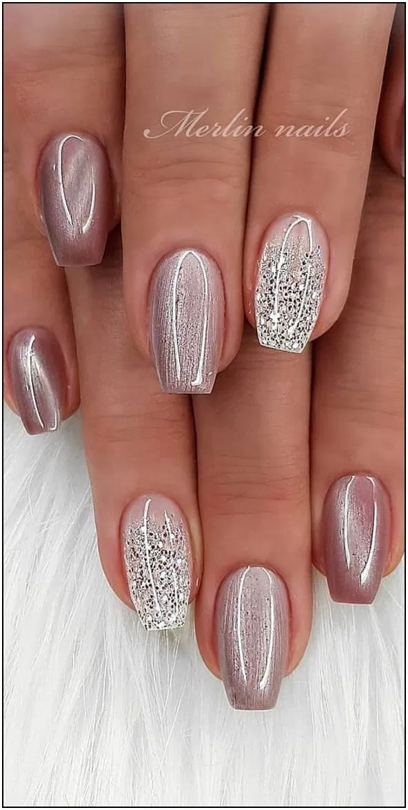 127+ trendy acrylic nail designs for valentine's day 182 | cynthiapina.me