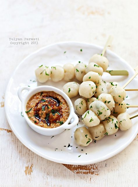 Cilok Cooking Food Food Photo
