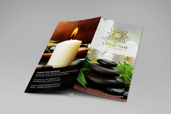 Massage Brochure  Brochures