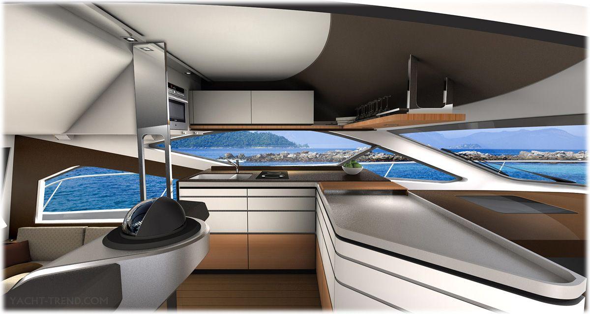 2015 great luxury charter yacht manifiq main salon interior