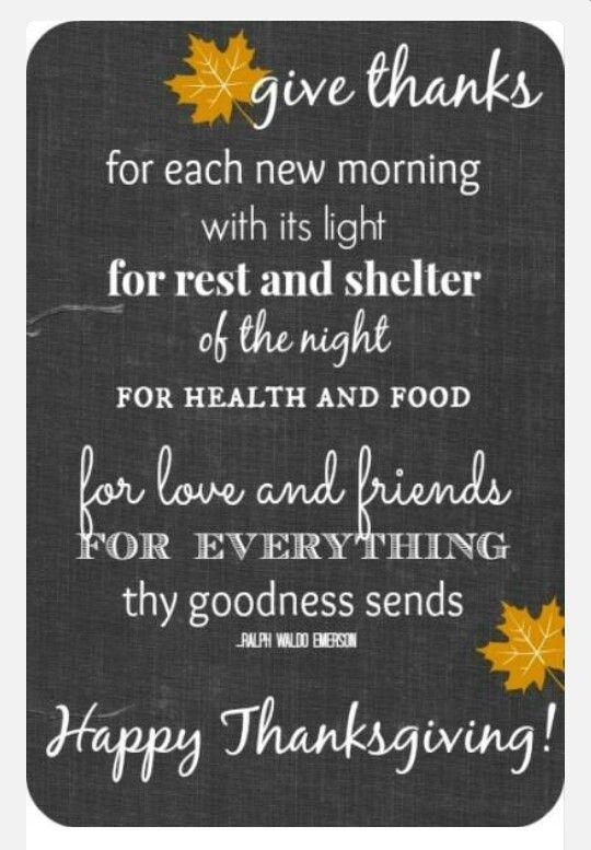 Give thanks | Erntedank / Thanksgiving | Sprüche zitate, Sprüche