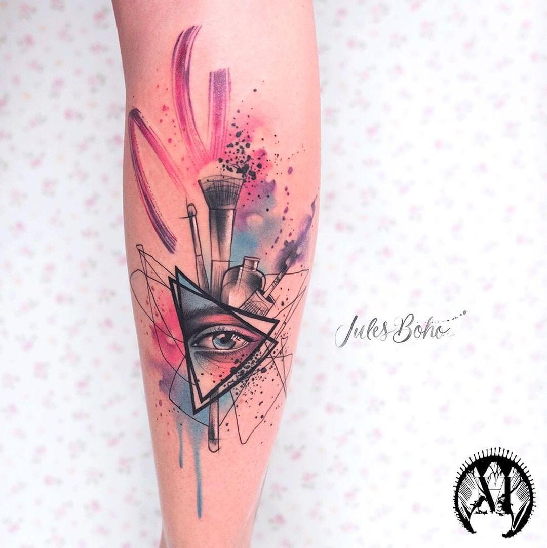 Tatuajes De Estilistas